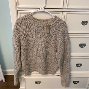 Point Sur- J Crew Knitted Sweater (S)